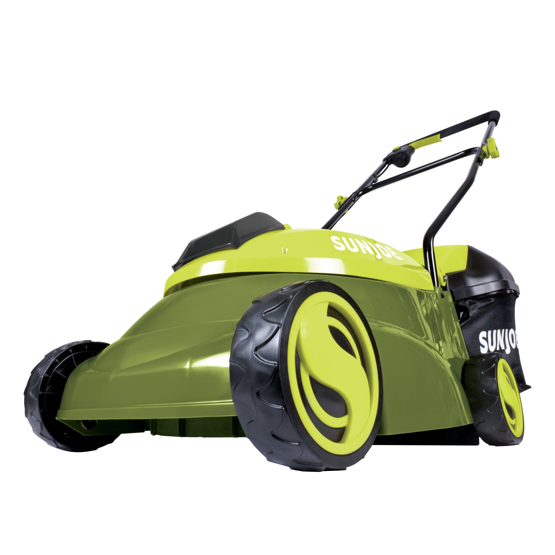 Sun Joe Mj401c Cordless Lawn Mower 14 Inch
