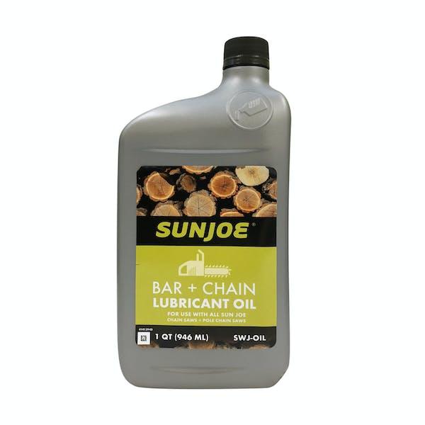 Joe For Oil >> Sun Joe Swj Oil Chain And Sprocket Premium Oil 1 Quart Compatible