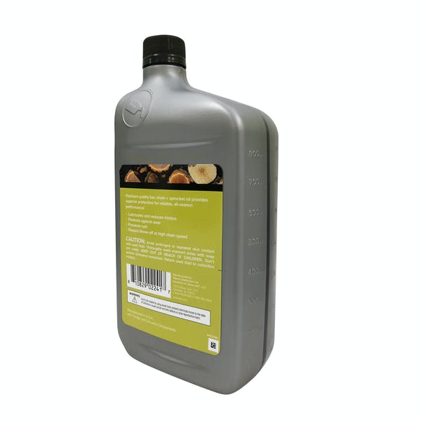 Joe For Oil >> Sun Joe Swj Oil Chain And Sprocket Premium Oil 1 Quart Compatible With All Chain Saws