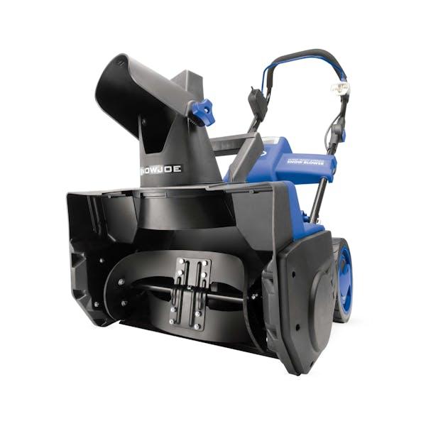 Snow Joe iON18SB-PRO Cordless Single Stage Snow Blower   18-Inch   5 Ah  Battery   Brushless